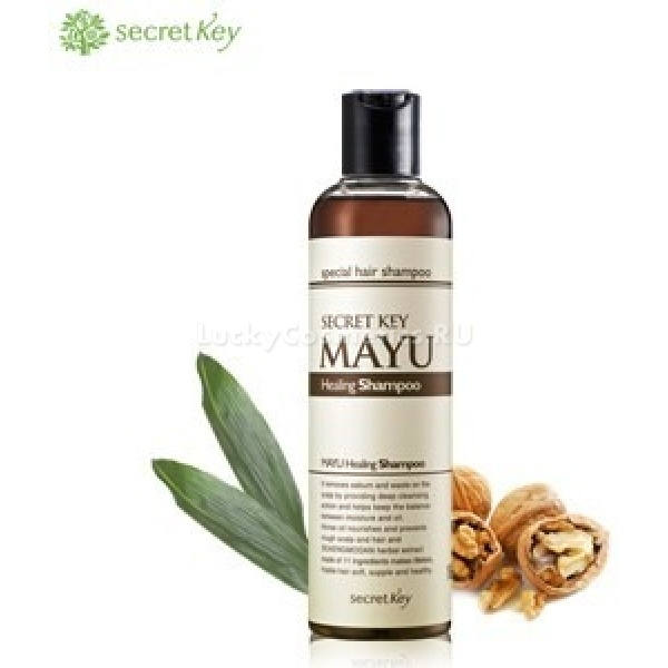 �������� ������� Secret Key MAYU Healing Shampoo 250��