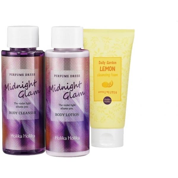 Подарочный набор Holika Holika Perfume Dress GWP kit