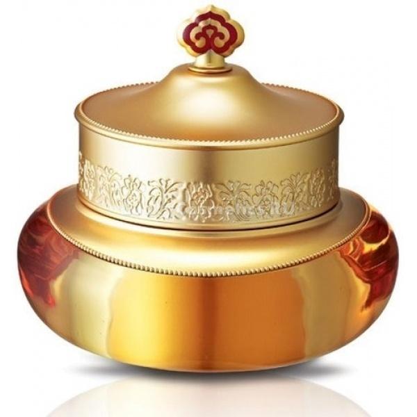 The history of Whoo Gongjinhyang Gi  Jin CreamЛиния базового ухода Gongjinhyang основана на традиционных восточных рецептах. Главным ингредиентом которых является экстракт дикого корня красного женьшеня1. Питательный крем The history of Whoo Gongjinhyang Gi &amp; Jin Cream- это уникальный результат многовековых традиций восточной медицины. Он обладает антиоксидантными, питательными и регенерирующими свойствами.  Крем подарит вашей коже по -настоящему королевский уход!  Благодаря особому комплексу натуральных активных веществ и традиционным способам их приготовления, крем возвращает коже упругость, дарит восхитительное питание, природное сияние и увлажнение, борется с первыми признаками старения.  Побалуйте вашу кожу императорским уходом!  Данный крем является последней ступенью ритуала ухода.   Прекрасно подойдет для женщин и девушек в возрасте от двадцати до тридцати лет или для обладательниц сухой кожи в не зависимости от возраста.  Способ применения: необходимое количество крема нанести на предварительно очищенную кожу. Распределить по лицу массажными движениями до полного впитывания. Для более приятного нанесения разогрейте крем в руках до температуры тела. Максимального эффекта от применения «Базового ухода» можно достичь используя все средства линейки.  У вас есть возможность попробовать данный крем перед покупкой полноразмерной версии. В нашем магазине представлены миниатюры линии базового ухода Gongjinhyang.  1Дикий корень красного женьшеня используется в традиционной восточной медицине несколько тысячелетий. Это очень дорогой и редкий вид растения. Он ценится на вес золота. В женьшене содержится до 30 различных гинсенозидов. «Истинный» женьшень культивируется только в Республике Корея. Полезные свойства женьшеня и их научные подтверждения. Корень женьшеня снимает последствия стресса и восстанавливает организм. Женьшень способствует синтезу здоровых клеток, улучшает микроциркуляцию крови, и как следствие повышает регенеративные функции и общий тонус. Нормали