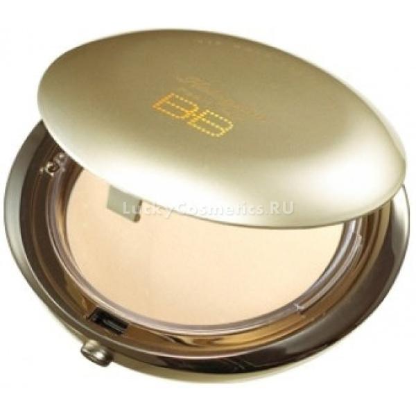 Компактная ББ пудра со светоотражающими частицами SKIN79 Hologram Pearl Pact