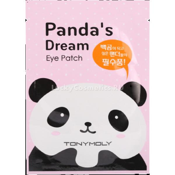 3) Tony Moly Pandas Dream Eye Patch