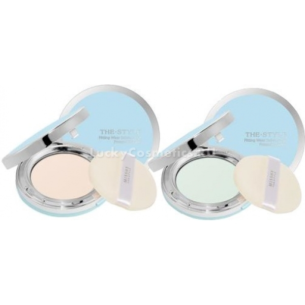 Компактная пудра Missha The Style Fitting Wear Sebum Cut Pressed Powder