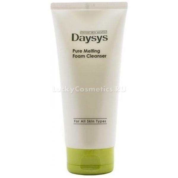 Enprani Daysys Pure Melting Foam CleanserЭффективная пенка для нежного и мягкого очищения кожи лица от Enprani легко удалит любые загрязнения с кожи. Она создана на основе натуральных компонентов, поэтому действует бережно и не травмирует кожу. Очищает лицо от любых косметических средств , освежает и тонизирует. Полезные минералы и целый ряд витаминов помогают восстановить и поддерживать необходимую увлажненность кожи. Именно благодаря этому исчезает неприятное чувство стянутости и сухости, которое возникает при недостатке влаги. Под действием пенки происходит увлажнение тканей и клеток, кожа смягчается, становится на ощупьь значительно мягче и нежнее. Все это позволяет использовать пенку для очищения любой кожи, даже самой что ни на есть чувствительной. Средство заботится не только о чистоте, но и о здоровье кожи, помогая ей оставаться красивой и молодой как можно дольше.<br><br>&amp;nbsp;<br><br>Объём: 180 мл<br><br>&amp;nbsp;<br><br>Способ применения:<br><br>Легкими массажными движениями нанести немного пенки на лицо, помассировать, затем смыть.<br>