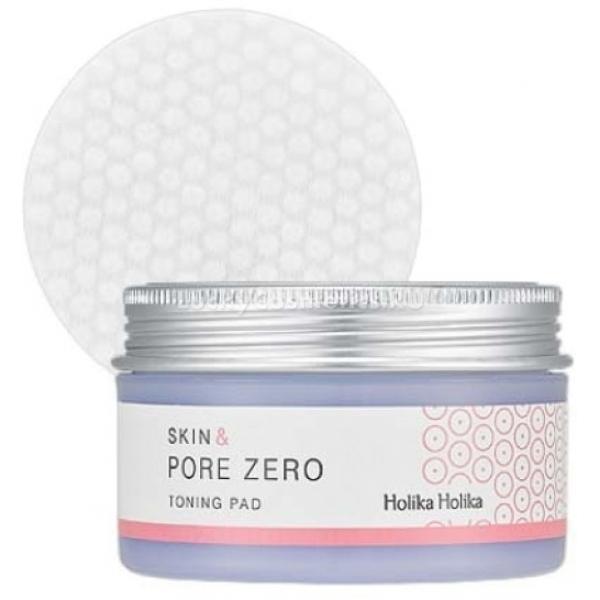 Holika Skin and Pore Zero Toning Pad  sheets