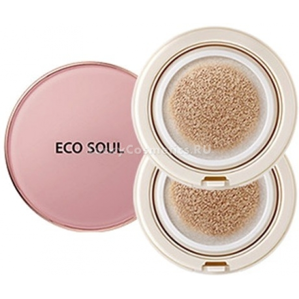 Купить The Saem Eco Soul Spau Bb Cushion Refill