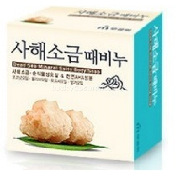 Mukunghwa Dead Sea Mineral Salts Body Soap