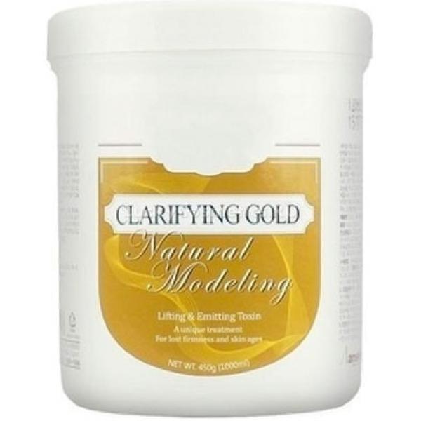 Anskin Natural Clarifying Gold Modeling Mask