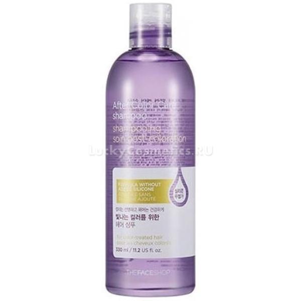 Купить The Face Shop After Color Care Shampoo