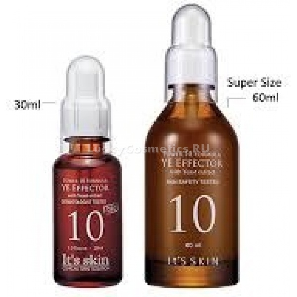 Восстанавливающая сыворотка для лица It's Skin Power 10 Formula YE Effector