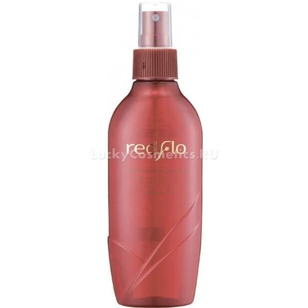 Мист для волос с маслом камелии Flor de Man Redflo Hair Setting MistЭто универсальное средство очень удобно в использовании при уходе за волосами. Применять его можно в любое время благодаря тому, что оно не требует смывания. Redflo Mist имеет легкую текстуру, мгновенно впитывается, не утяжеляя и не вызывая дискомфорта после использования.<br>Мист насыщает волосы влагой, питает их полезными микроэлементами, придает волосам тонкий изысканный аромат, мягкость и легкость расчесывания, а также невероятный блеск в течение всего дня. Hair Setting препятствует высыханию волос и защищает их от негативного воздействия извне.<br>Целебное масло камелии, имеющееся в составе средства, обладает выраженными увлажняющими, восстанавливающими, питательными и успокаивающими свойствами. Оно несет также защитную функцию, не давая высоким температурам нанести вред волосам.<br>Применение миста для волос избавит от тусклости, сухости и ломкости волос, сделает волосы сильными, блестящими и здоровыми, предотвратит появление перхоти и выпадение волос.Объём: 210 мл.Способ применения:Распылять спрей на волосы любой степени влажности с расстояния вытянутой руки, после чего волосы расчесать и уложить. Мист не нужно смывать.<br>
