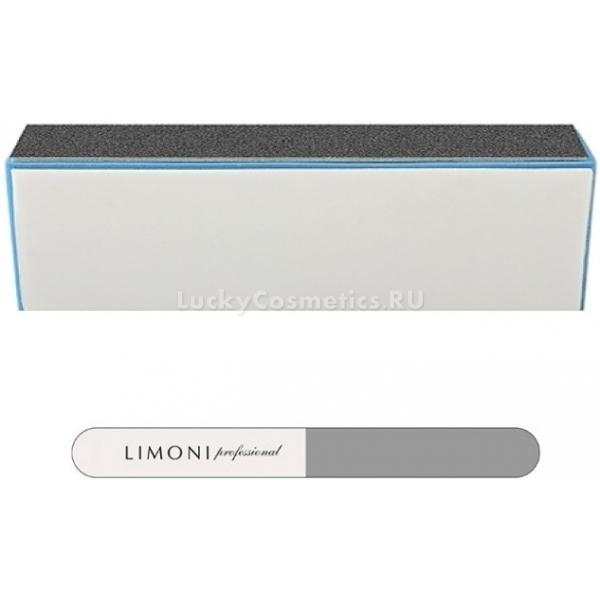 Limoni Square Nail FileУниверсальная четырехсторонняя пилка для ногтей позволяет придать ногтям ослепительный блеск. Благодаря различной крупности абразивных частиц пилку можно использовать как для полировки натуральных, так и искусственных ногтей. Продолговатая форма пилочки удобно ложится в руку и предотвращает выскальзывание. Абразивность частиц пилки 240*320*1000*1200 соответственно для каждой стороны.<br><br>&amp;nbsp;<br><br>Объём: 1 шт.<br><br>&amp;nbsp;<br><br>Способ применения:<br>
