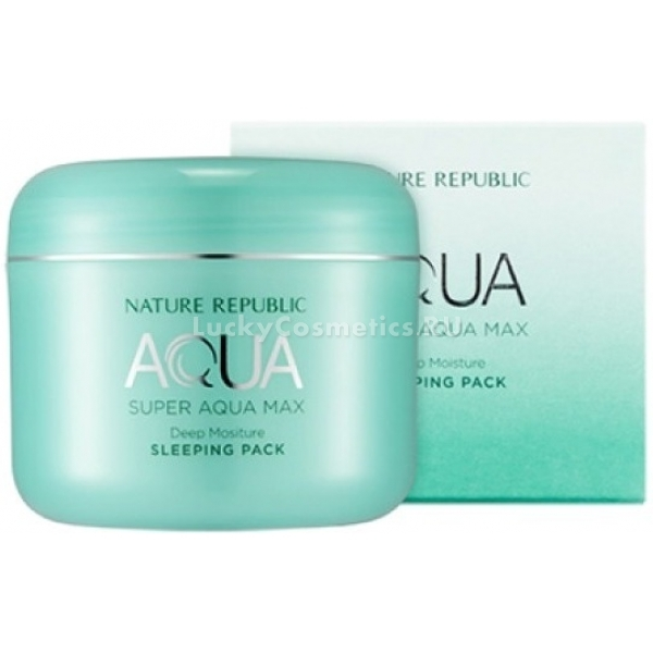 Купить Nature Republic Super Aqua Max Deep Moisture Sleeping Pack