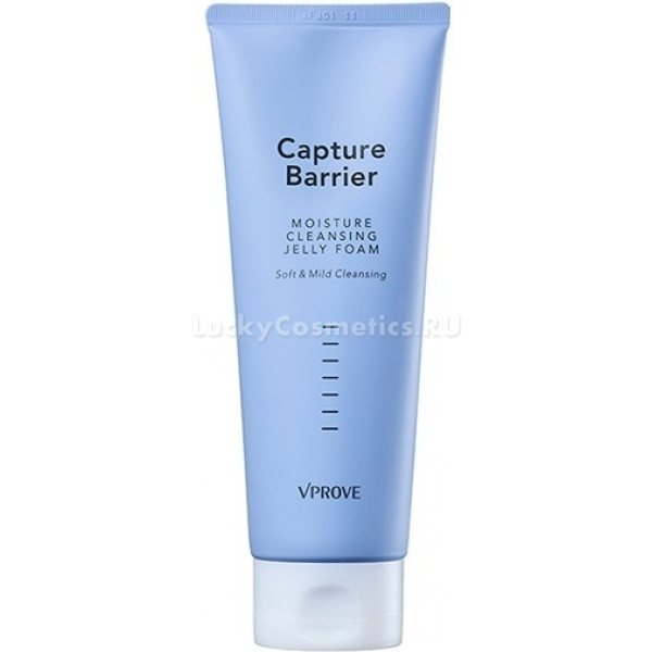 Купить Vprove Capture Barrier Moisture Cleansing Jelly Foam Soft And Mild Cleansing