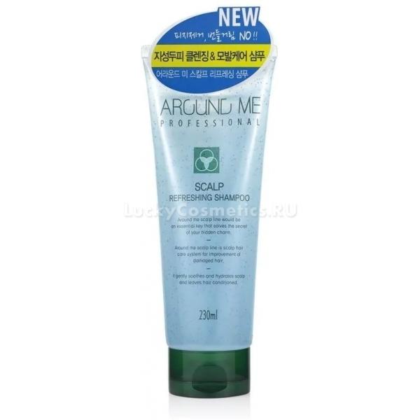 Купить Welcos Around Me Scalp Refreshing Shampoo