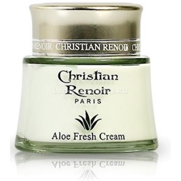 Купить W Clinic Christian Renoir Aloe Fresh Cream, 3W Clinic