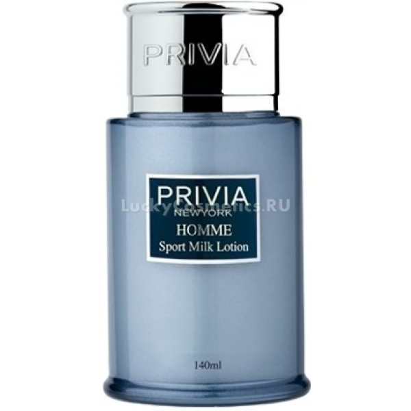Privia Homme Sport Milk Lotion