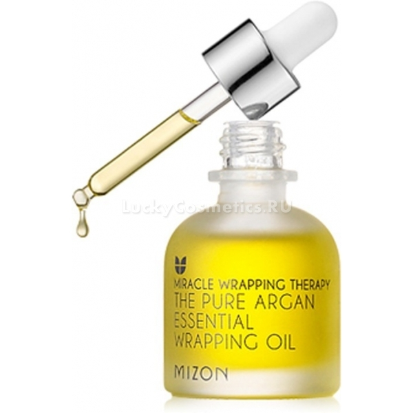 Mizon The Pure Argan Essential Wrapping Oil ml -  Для лица
