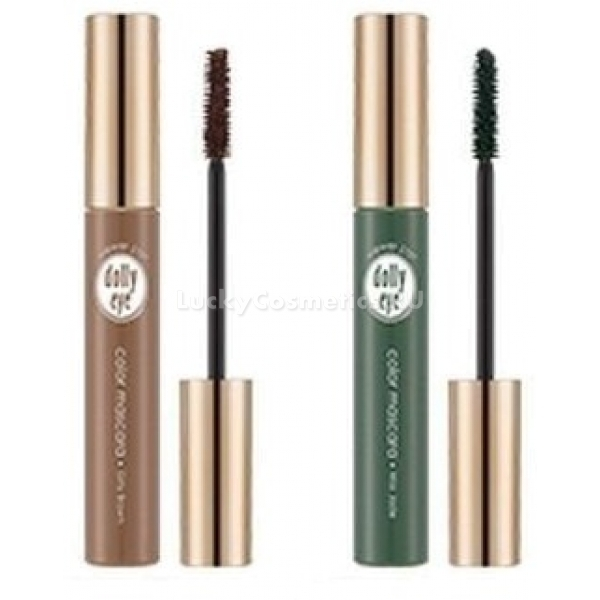 Missha The Style Viewer  Dolly Eye Color Mascara