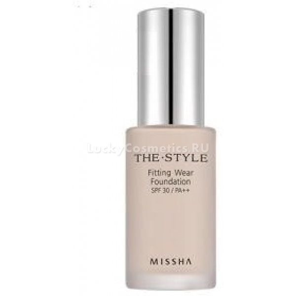 Missha The Style Fitting Wear Foundation SPF PA -  Макияж