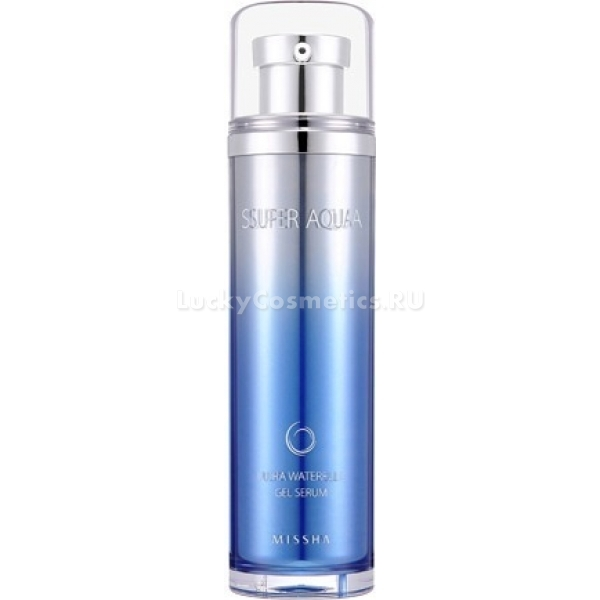 Missha Super Aqua Waterfull Ultra Gel Serum