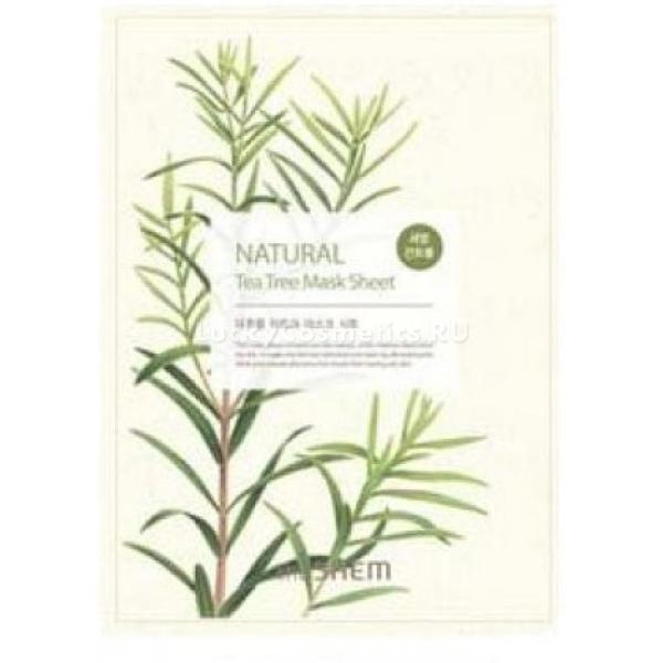 The Saem Natural Tea Tree Mask SheetМаска из линейки Natural от The Saem на тканевой основе с экстрактом чайного дерева обеспечивает интенсивное питание кожи лица. В составе маски &amp;ndash; экстракт чайного дерева, известный с давних времен своими многочисленными лечебными свойствами. Он оказывает антисептический эффект на кожу, устраняет воспаления, бодрит и придает свежесть, регулирует водный баланс. Кроме того, экстракт чайного дерева препятствует образованию и распространению различных грибков на коже, уничтожает бактерии. Активизирует кровообращение, способствует выработке кератина, мягко, но в то же время очень эффективно очищает кожу. Маска для лица ликвидирует жирный блеск, стянутость, матирует поверхность кожного покрова.<br><br>&amp;nbsp;<br><br>Объём: 20 мл<br><br>&amp;nbsp;<br><br>Способ применения:<br><br>Лицо очистить от макияжа и загрязнений, приложить маску. Для лучшей фиксации слегка прижать пальцами. Снять через 25 минут, а оставшуюся после нее жидкость распределить по лицу и шее.<br>
