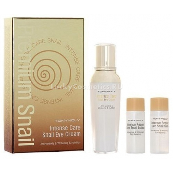 Купить Tony Moly Intense Care Snail Eye Cream