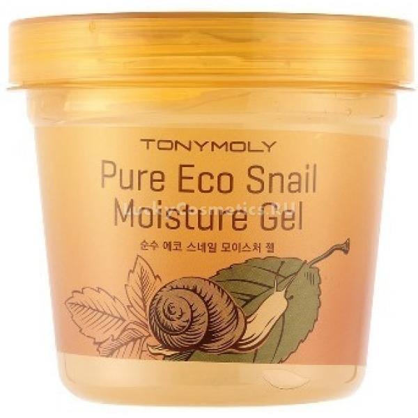 Купить Tony Moly Pure Eco Snail Moisture Gel
