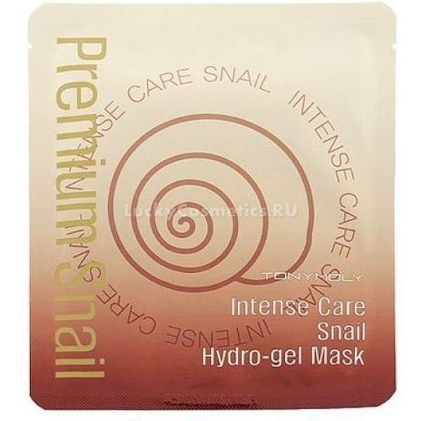 Tony Moly  Intense Care  Live Snail Gel Mask