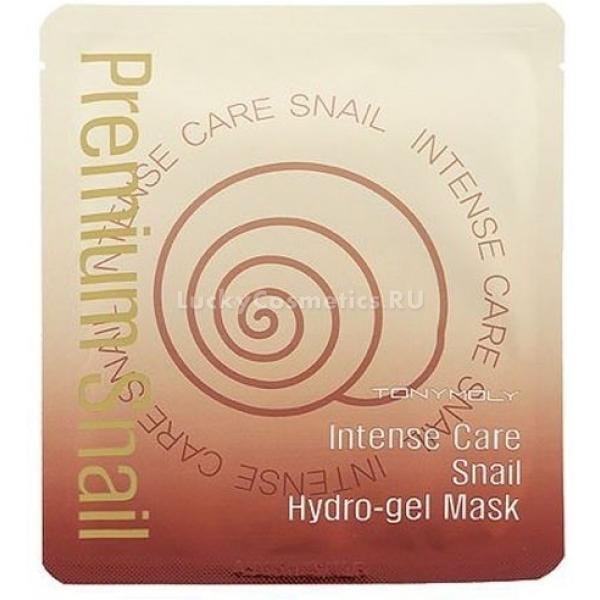 Купить Tony Moly Intense Care Live Snail Gel Mask