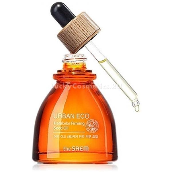 The Saem Urban Eco Harakeke Firming Seed Oil
