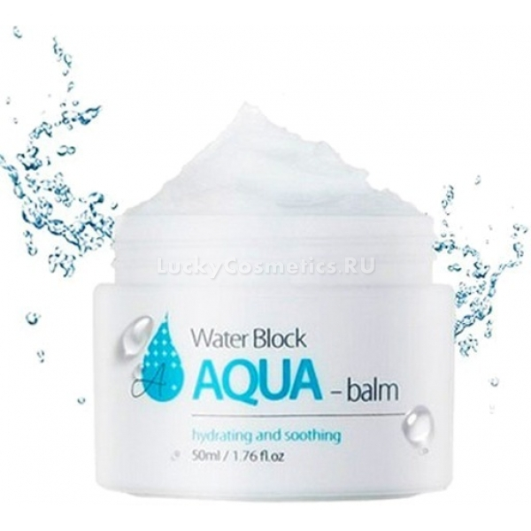 Увлажняющий бальзам для лица The Skin House Water Block Aqua Balm
