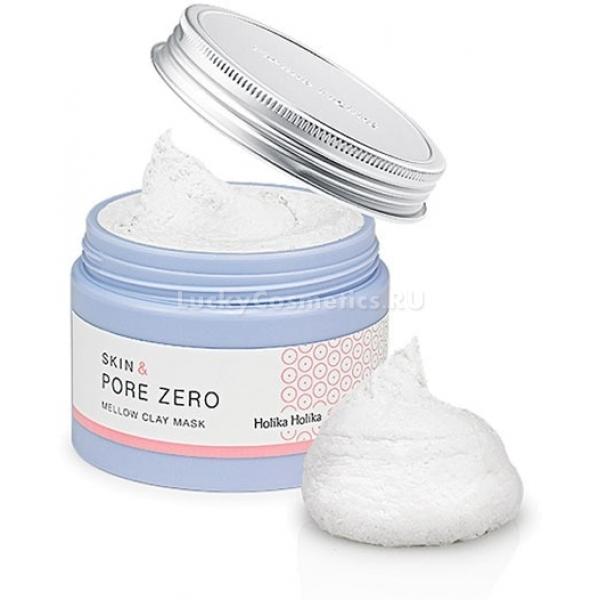 Holika Holika Skin and Pore Zero Mellow Clay Mask -  Для лица