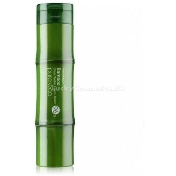 Tony Moly Pure Eco Bamboo Clean Water Fresh Toner