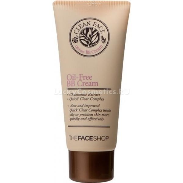 Купить BB The Face Shop Clean Face Oil Control Blemish Balm