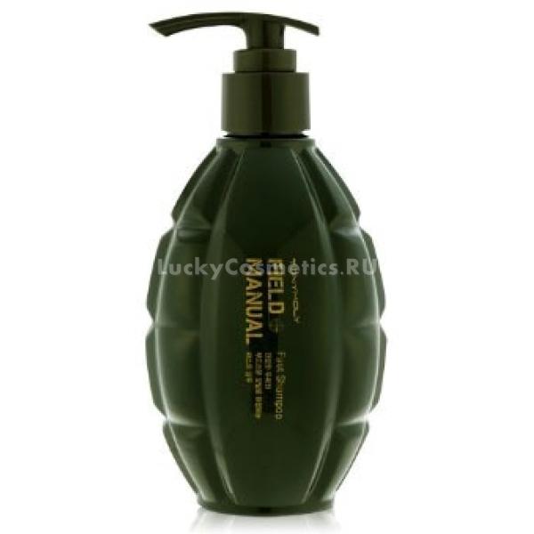 Шампунь для мужчин Tony Moly Field Manual Fast Shampoo