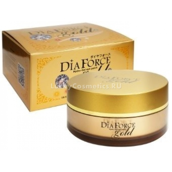 Rearar Gold Dia Force HydroGel -  Для лица