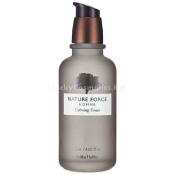Holika Holika Nature Force Homme Calming Toner