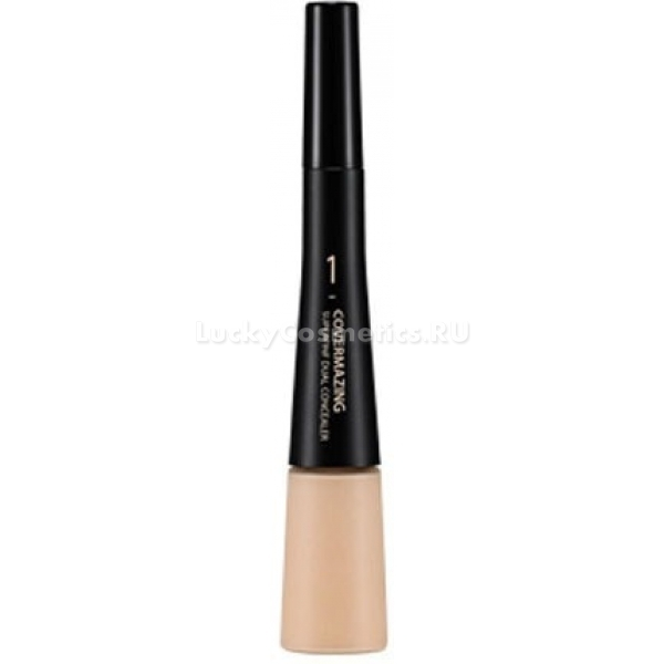 Двойной консилер Holika Holika Covermaging Super Fine Dual Concealer