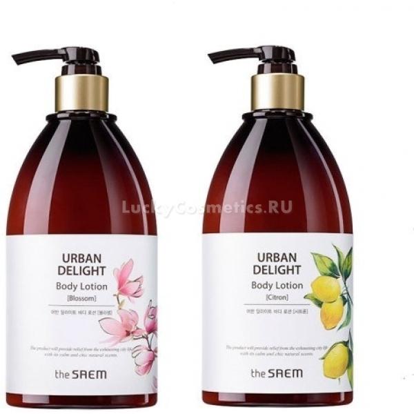 Гель для душа Urban Delight Body Shower Gel