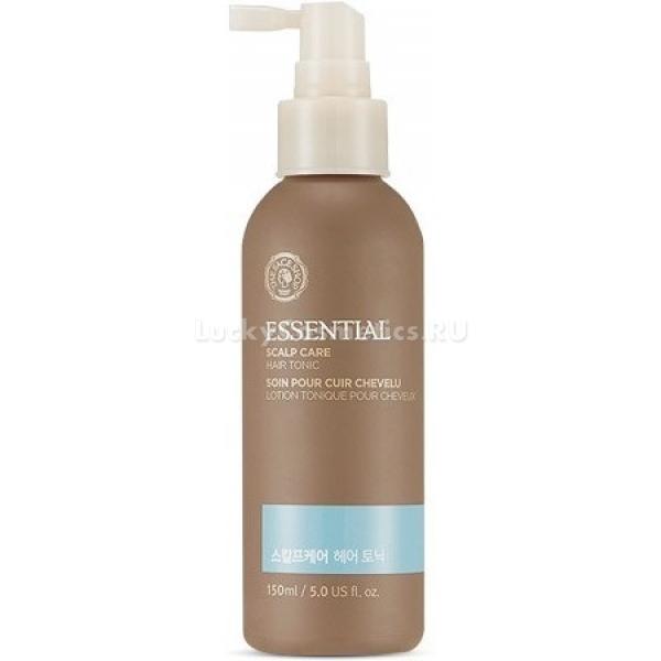 Купить The Face Shop Essential Scalp Care Hair Tonic