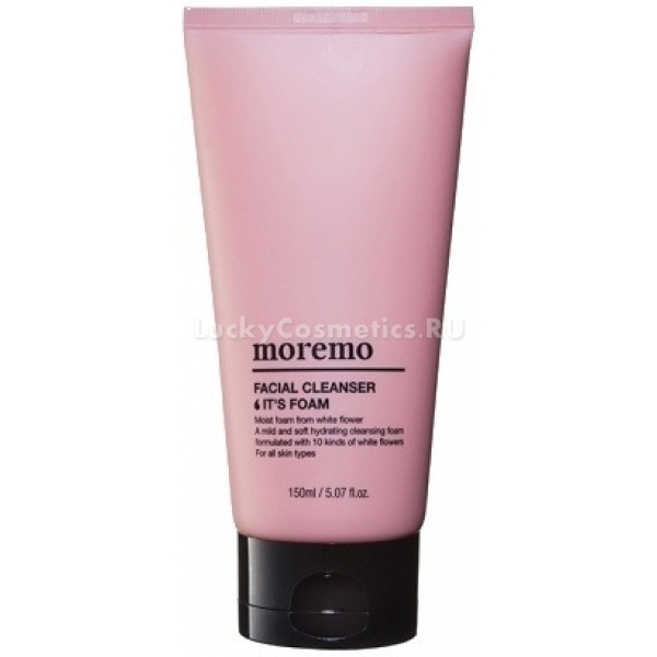Купить Moremo Facial Cleanser Its Foam