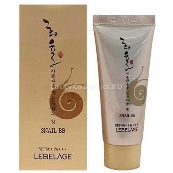 BB  Lebelage Heeyul Premium Snail Cream