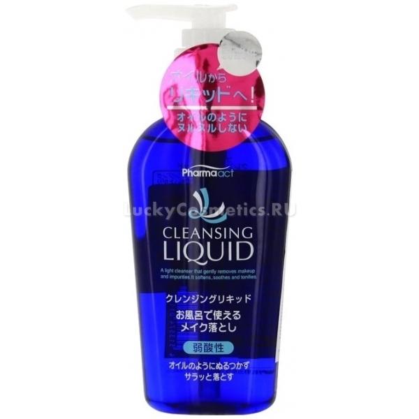 Kumano Cosmetics Pharmaact Cleansing Liquid  - Купить