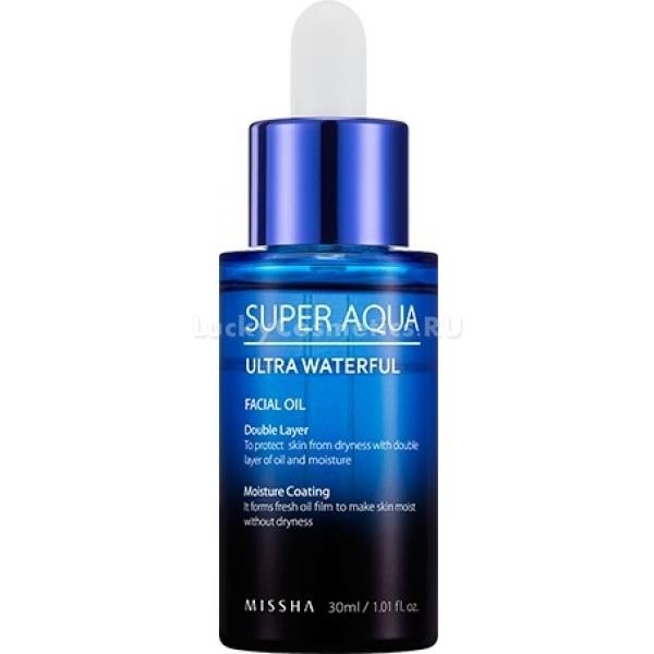 Купить Missha Super Aqua Ultra Waterful Facial Oil
