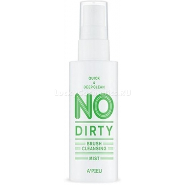 Купить APieu No Dirty Brush Cleansing Mist, A'Pieu