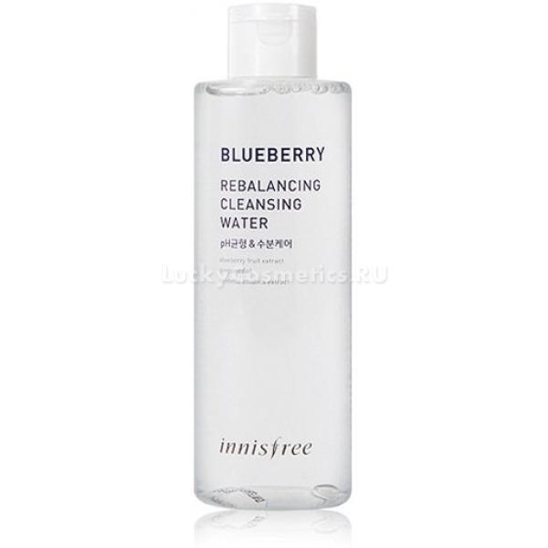 Купить Innisfree Blueberry Rebalancing Cleansing Water