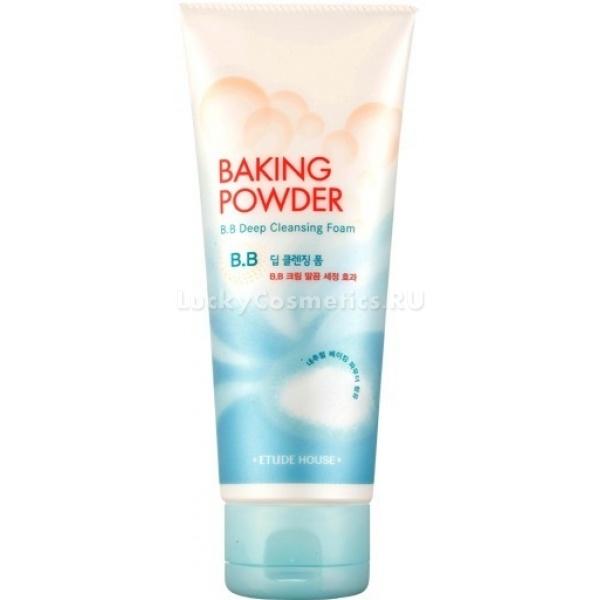 Etude House Baking powder BB deep cleansing foam -  Для лица -  Очищение