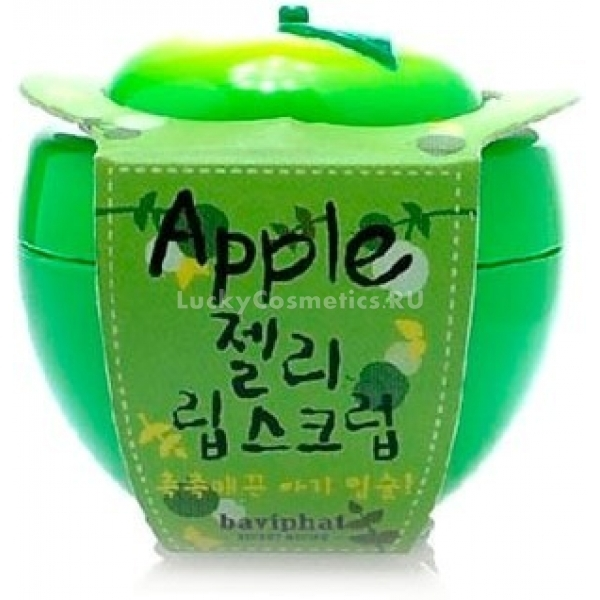 Baviphat Apple Jelly Lip Scrub