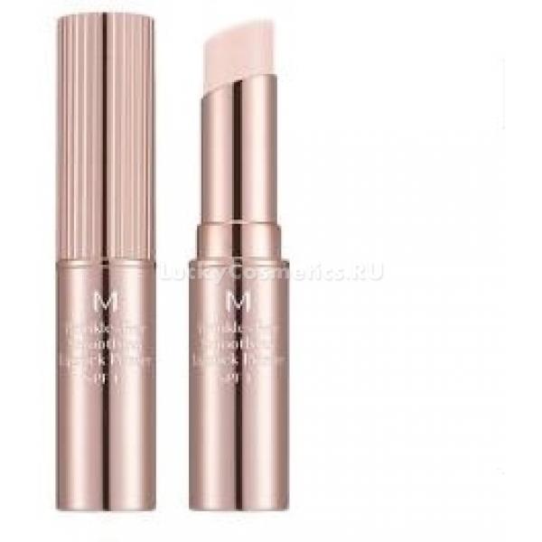Missha M Wrinklefree Smoothing Lipstick Primer -  Макияж
