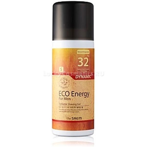Увлажняющий гель для бритья The Saem Eco Energy For Men Dynamic Shaving Gel